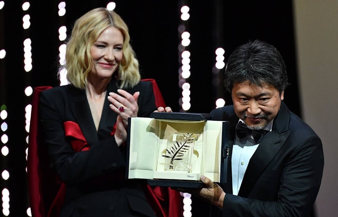 "Cannes 2018: ""Shoplifters"" de Japón gana la Palme D'Or y Spike Lee el Grand Prix"
