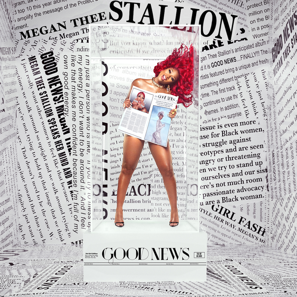 """Track by Track: Megan Thee Stallion, """"Good News"""""""