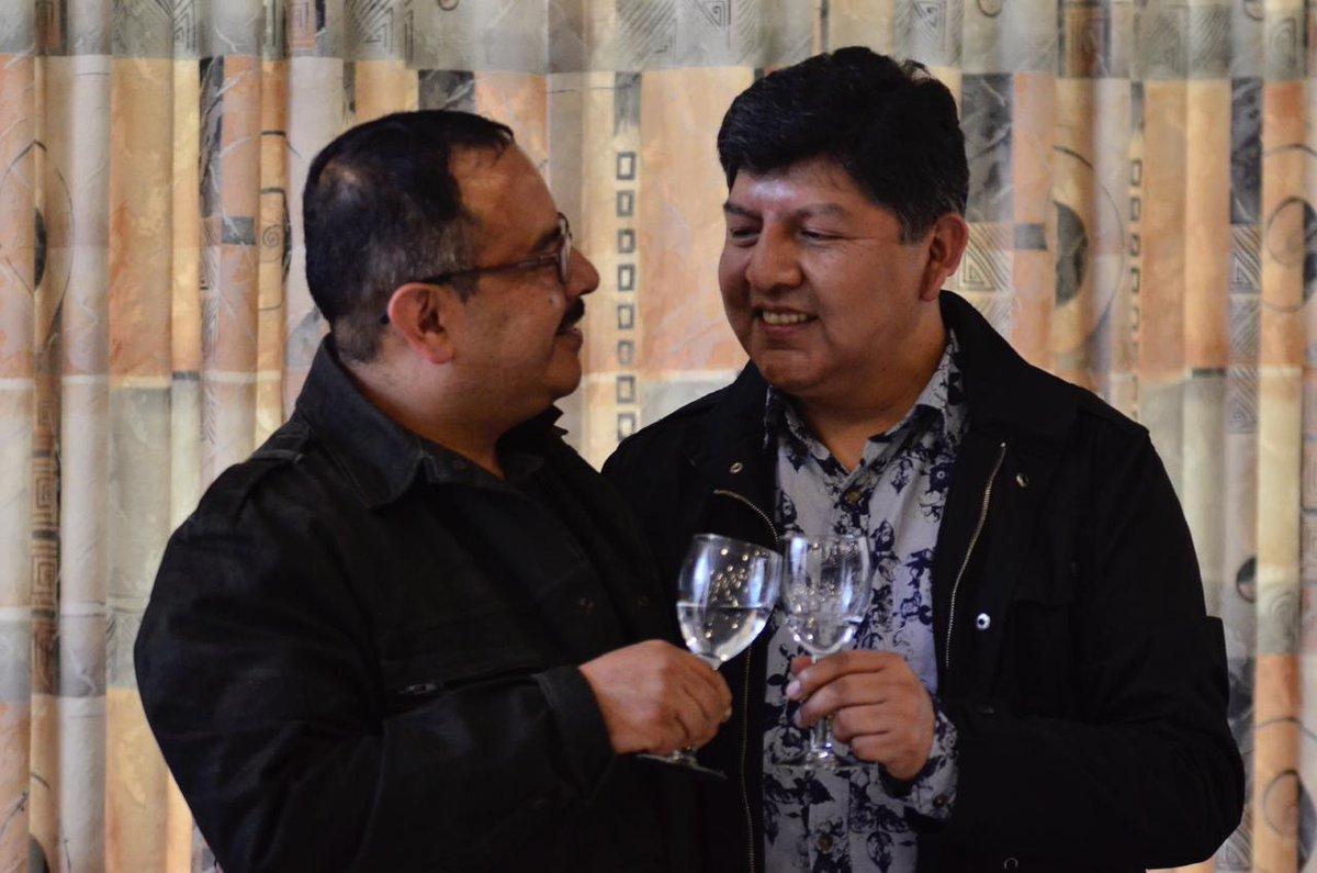 Bolivia reconoce por primera vez la unión civil de  una pareja homosexual