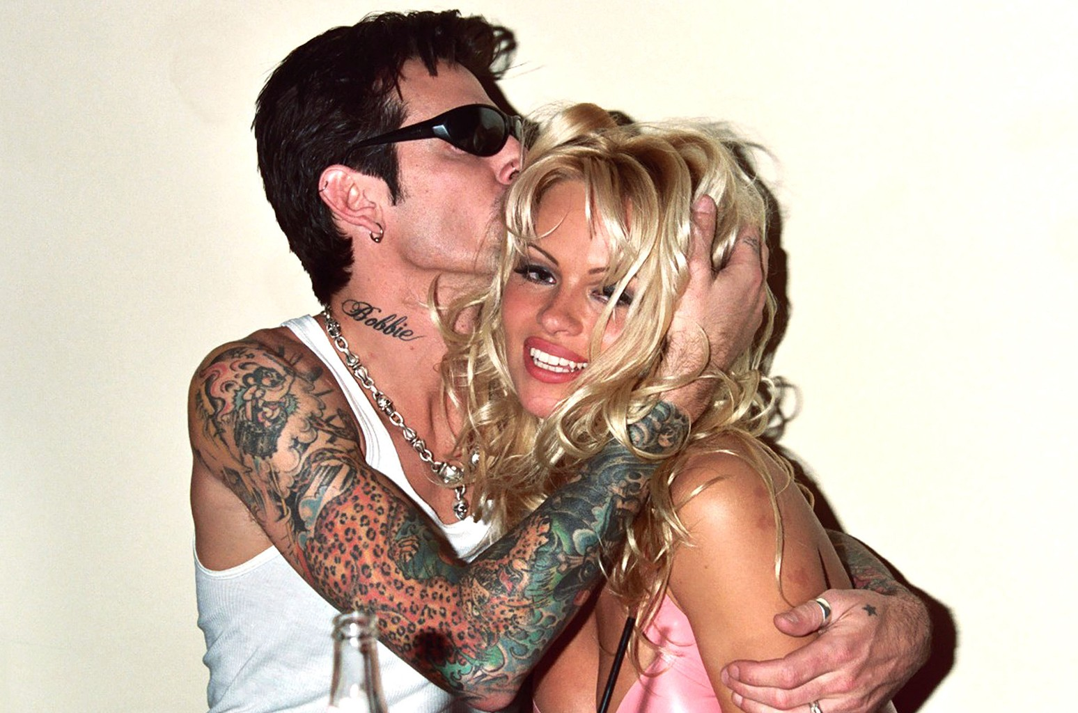 Tommy lee and pam anderson sex