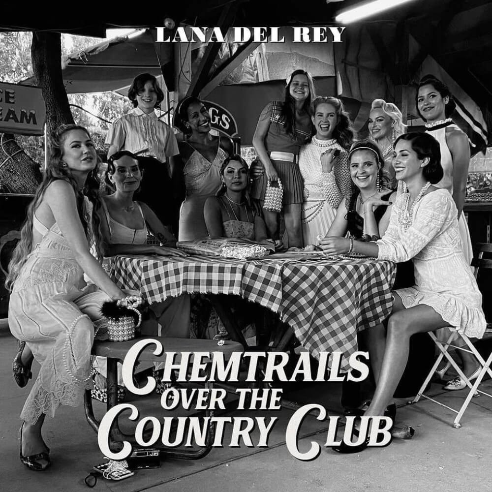 "Track by Track: Lana Del Rey, ""Chemtrails Over the Country Club"""
